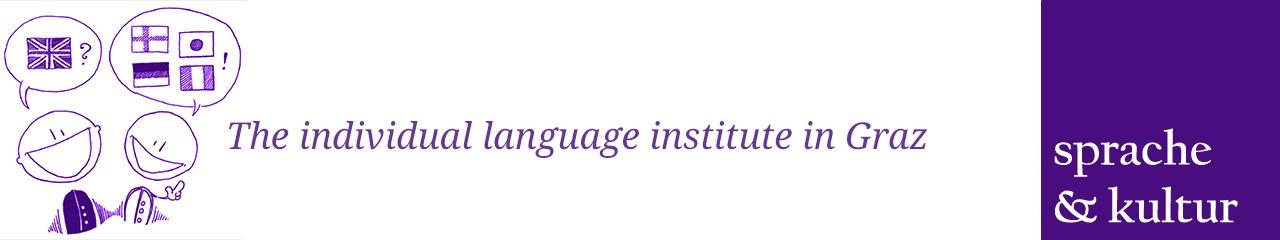 Sprachinstitut Graz – sprache und kultur Logo