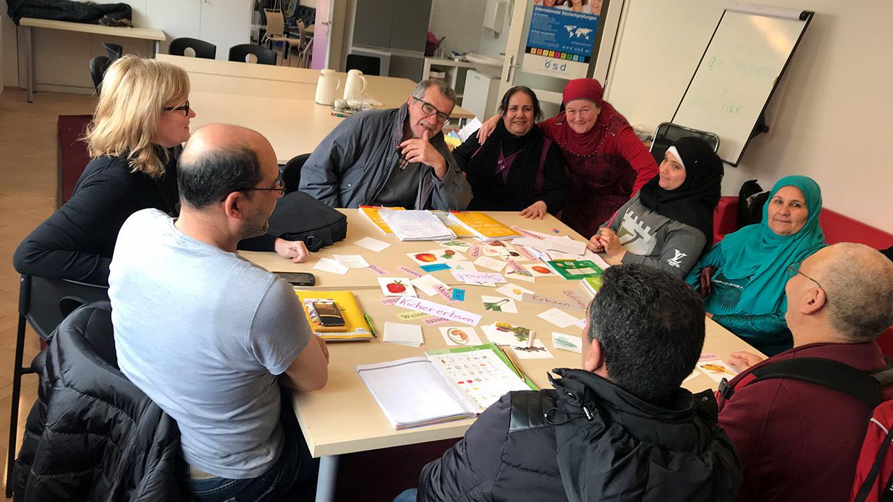 Fotogalerie Unterricht - sprache & kultur