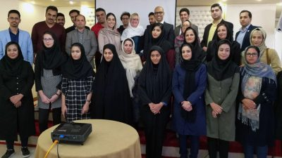 Training for hotel staff: IKashan/Iran